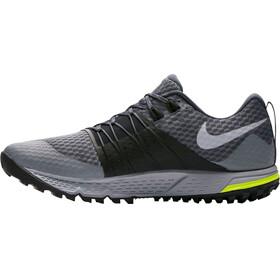 Nike Air Zoom Wildhorse 4 Running Shoes Men dark grey/wolf grey-black-stealth